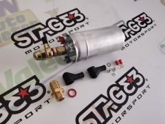 Kit Montagem Bomba Gasolina Externa 300LPH