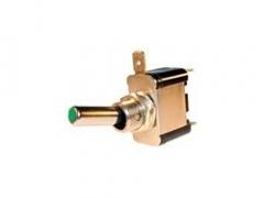 Interruptor ON/OFF - LED Verde