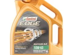 Óleo Sintético Castrol EDGE Titanium FST 10W-60 5L
