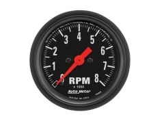 Manómetro Conta Rotações Autometer 8000 RPM (52MM)
