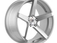 Butzi M-Spitze 2 Silver Polished 19x8,5