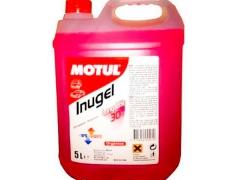 Anticongelante Motul Inugel Long Life 30% 5Litros (Vermelho)