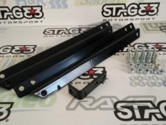 Calha para Baquet Stage3 Motorsport Jeep Wrangler Co-Piloto