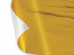 Tela Flexível Refletora Dourada 119,50cmX100,50cm