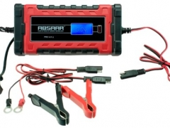Carregador Bateria ABSARM Pro 4.0 Lítio 6/12 VOLT