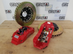 Kit Travagem Completo D2-Racing 8 Pistões Bmw E39