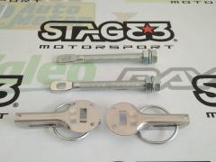 Kit Fecho Capot Stage3Motorsport