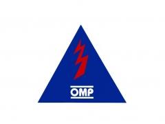 Autocolante Corta-Corrente OMP FIA