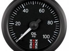 Manómetro Pressão de Óleo - Stack