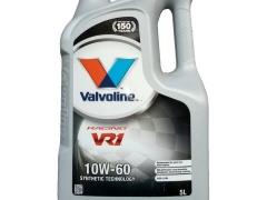 Óleo Semi-Sintético Valvoline VR1 Racing 10W-60 5L