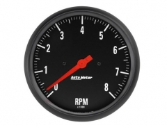 Autometer Tachometer 0 - 8.000 Rpm  (127MM)