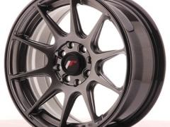 Japan Racing JR11 15X7/8 Hyper Black/Preto/Bronze/Gun Metal/Branco