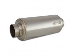 """Silenciador Titanium 63mm Vibrant (2.5"""") - 406.40mm Total"""