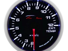 Manómetro Temperatura de Gases de Escape Depo Racing
