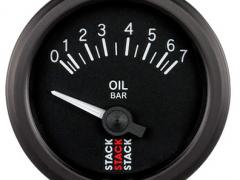 Manómetro Pressão Óleo - Stack