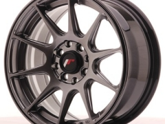 Japan Racing JR11 16X7/8 Hyper Black/Preto/Bronze/Gun Metal/Branco