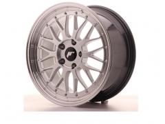 Japan Racing JR23 19x8,5/9,5 Hyper Silver