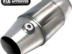 Catalisador 100CPSI  - 76 mm c/ Aprovação FIA 127 mm x 115 mm